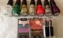 What's In My Bag 9/14/13: New Wet N Wild Cosmetics Spoiled Polishes