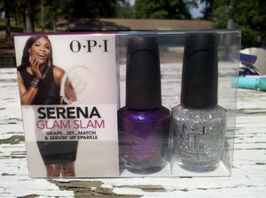 Serena Glam Slam Duo by OPI