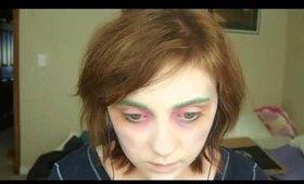 Hunger Games Capital Inspired Makeup
