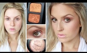 GRWM ♡ My Go-To Everyday Makeup Look! & Outfit Of The Day!