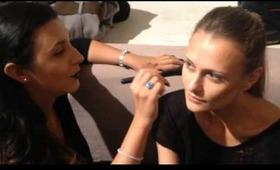 Diana Ionescu make-up team @ Pas Du Tout Fashion show
