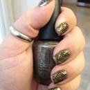 Snakeskin nails!