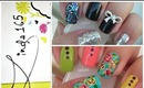 Nail Art - 2013 in Review - My Favorite Designs - Mis Favoritos del 2013