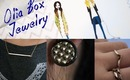 Jewelry + Olia Box Unboxing
