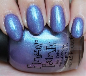 Click here for my in-depth review & more swatches: http://www.swatchandlearn.com/fingerpaints-itsy-bitsy-spider-swatches-review/