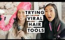 We Tried Weird Viral Hair Tools from Instagram