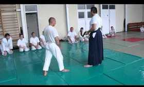 Aikido Magic Flying Gun Disarm