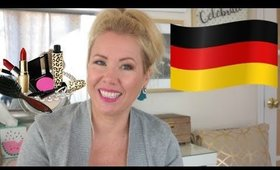 LEARN GERMAN WITH ME! ALL ABOUT MAKEUP | BEAUTY OVER 40
