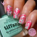Candy Tree-inspired Nail Art for piCture pOlish Blog Fest 2013