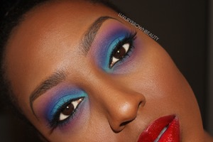 Join me on Facebook! Search LuxuryBrown Beauty :)