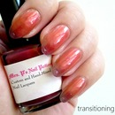 Mrs. P's Nail Potions - Little Bruiser (thermal)