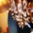 Cute loose hair style