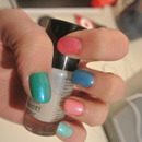 Multicolored Nacre Effect