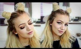 Halloween hair horns