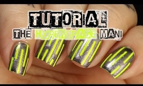 Pure - Hyperspace Mani Tutorial