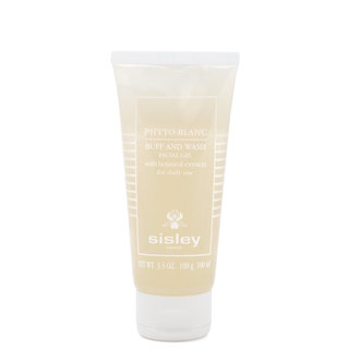 Sisley-Paris Phyto-Blanc Buff & Wash Facial Gel