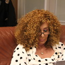 Sherri Sephards curly intense wig
