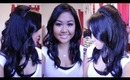 Sweet Half Up-Do with Curls ♡ Hair Tutorial