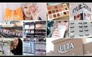 ULTA HAUL + Shop With Me Vlog