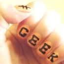 #GEEK Nail Art