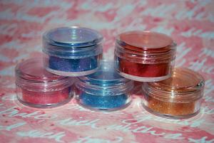 I-Candy Couture Glitter