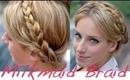 Milkmaid Braid Hair Tutorial