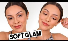 MY GO TO SOFT GLAM MAKEUP LOOK - TrinaDuhra