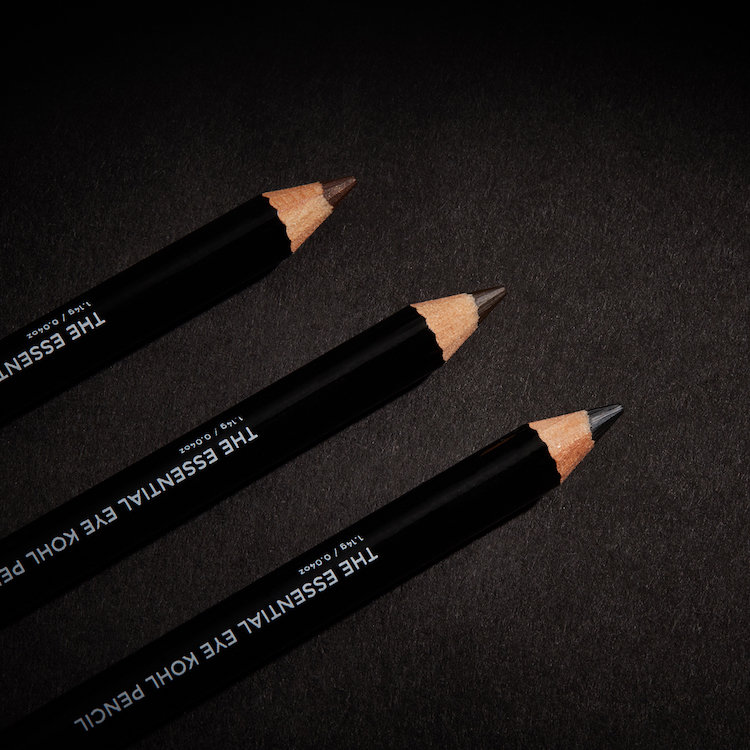Alternate product image for The Imperial Topaz Essential Eye Kohl Pencil Set shown with the description.