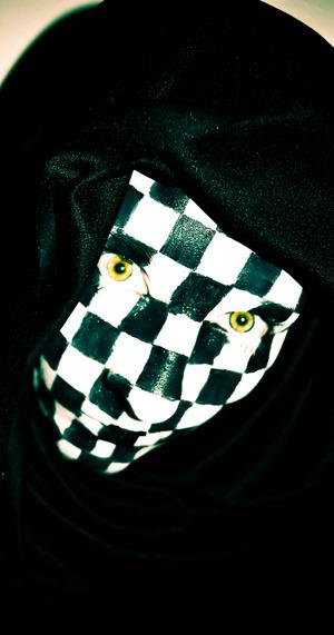 Checker Face #2