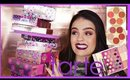 TARTE HOLIDAY 2017 COLLECTION REVIEW & SWATCHES + GIVEAWAY!