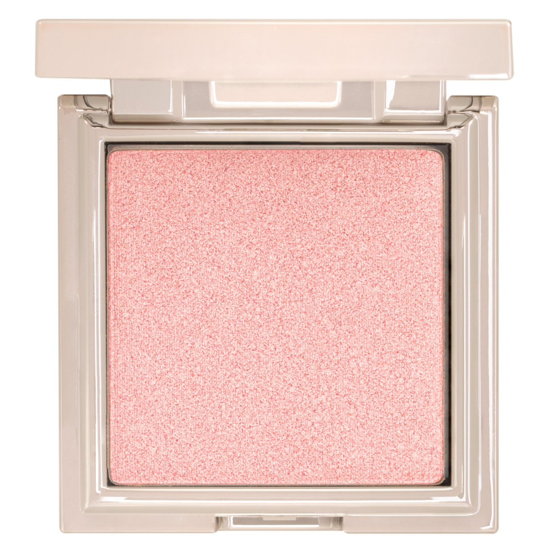 Jouer Cosmetics Powder Highlighter Rose Quartz product swatch.