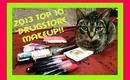 2013 Top 10 Drugstore Makeup - DivaMakeupQueen