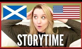STORYTIME: MY CRAZY SCOTTISH TRAIN EXPERIENCE WITH 2 AMERICANS