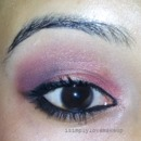 Red Smokey Eyes... Yes! RED! :P