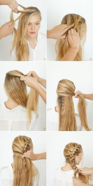 Confirmation Hair 👑 Beautylish