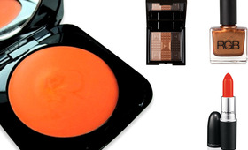 The Season's Best Makeup Colors