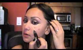 Makeup Tutorial- Soft Smokey Eye with Berry Lip