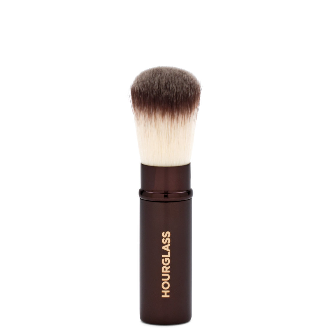 Hourglass Retractable Foundation Brush product smear.