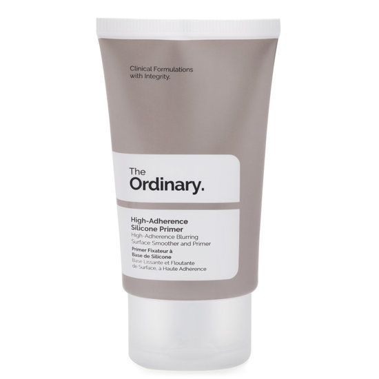 The Ordinary. High-Adherence Silicone Primer product smear.