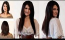 Before And After Hair Extensions | Instant Beauty ♡