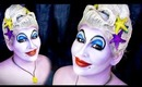 URSULA The Sea Witch / Halloween Makeup Tutorial
