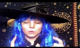 Halloween Tutorial: Wicked Witch!