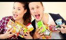 TokyoTreat Unboxing With Ben | Japanese Candy ♡