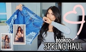 BOOHOO TRY ON HAUL 2020! Spring to Summer Outfits