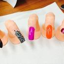 Five nail shapes