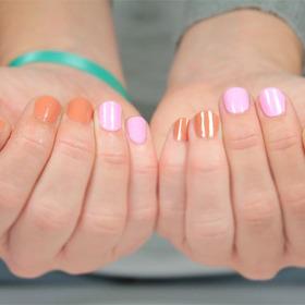 My mani / nail art
