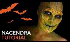 Nagendra | Cristress of the Dark | FX Makeup Tutorial