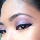 Purple Eyes for Asian/Hooded Eyelids