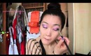 Get Ready With Me | Purple Obsession