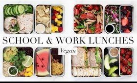 School & Work Lunches #6 (Vegan/Plant-based) AD   JessBeautician